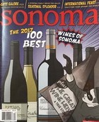 Sonoma Magazine - Nov/Dec 2017