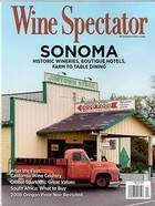 June 2018 - Wine Spectator - Top Places in Sonoma Valley