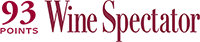 93 Points Wine Spectator