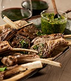 Recipe Image of Grilled Lamb Chops