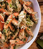 Recipe Image of Kunde Family Crab