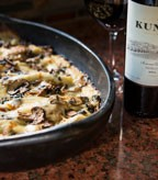 Recipe Image of Caramelized Onion & Mushroom Lasagna
