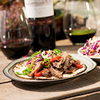 Smoky Pulled Pork Tacos with Fresh Coleslaw