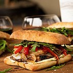 Recipe Image of Grilled Portobello Sandwich