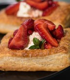 Strawberry Balsamic Tartlets