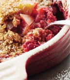 Winter Fruit Crisp