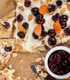 Recipe Image of Rustic Cherry Apricot Tart