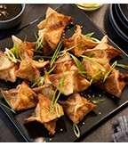 Recipe Image of Crab Wontons