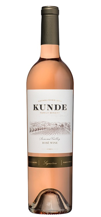 2017 Signature Rosé, Sonoma Valley