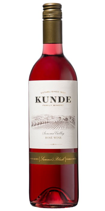 2017 Rosé' Summer's Blush, Sonoma Valley